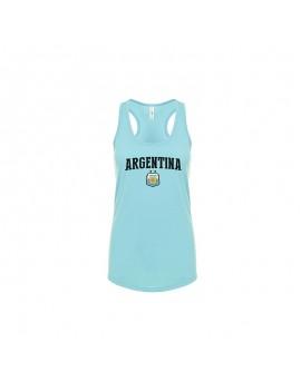 Argentina World Cup Women's Tank top