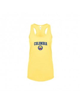 Colombia World Cup Women's Tank top