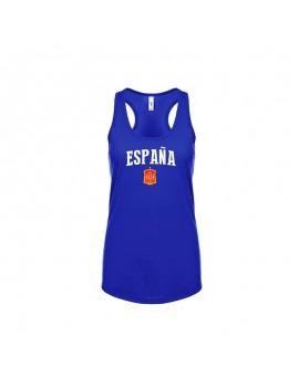 Spain World Cup Women's Tank top