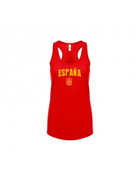 Spain World Cup Women's Tank top