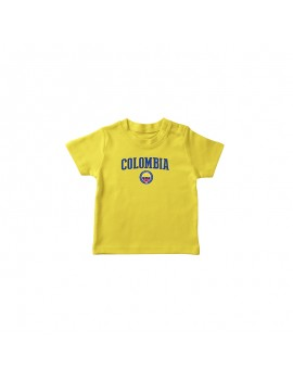 Colombia Country World Cup Baby T-Shirt