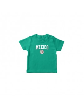 Mexico Country World Cup Baby T-Shirt
