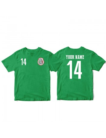 fe2e72992 Mexico World Cup Baby Soccer T-Shirt| The Sports Ego