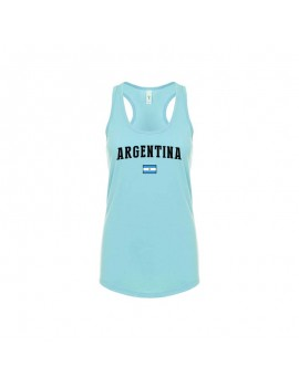 Argentina World Cup Women's Tank top