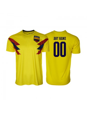 Colombia World Cup Men's Soccer Jersey