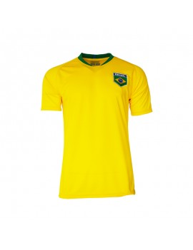 Brasil World Cup Men's Soccer Jersey
