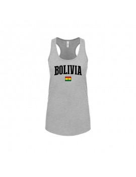 Bolivia World Cup Women's Tank top