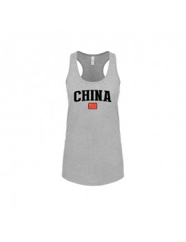 China World Cup Women's Tank top