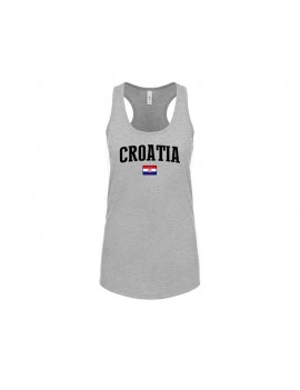 Croatia World Cup Women's Tank top