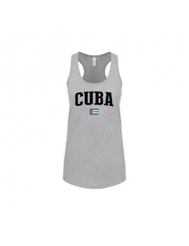 Cuba World Cup Women's Tank top