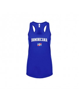 Dominican Republic World Cup Women's Tank top