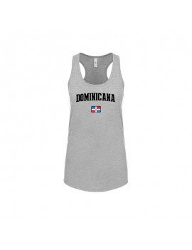 Dominican Republic World Cup Women's Tank top