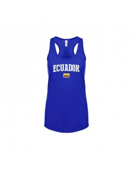 Ecuador World Cup Women's Tank top