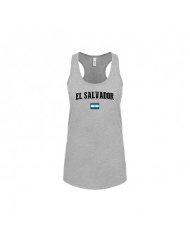 EL Salvador World Cup Women's Tank top