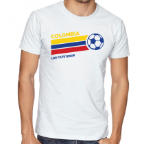 Colombia Men's Round Neck T...