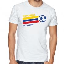 Colombia Men's Round Neck T...