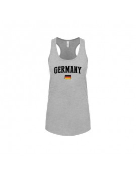 Germany World Cup Women's Tank top