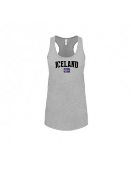 Iceland World Cup Women's Tank top