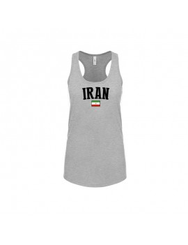Iran World Cup Women's Tank top
