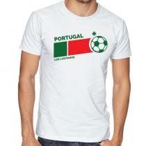 Portugal Men's Round Neck T...