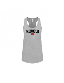 Morocco World Cup Women's Tank top