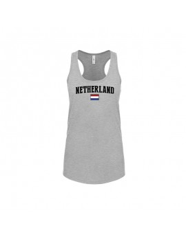 Netherlands World Cup Women's Tank top