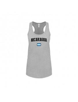 Nicaragua World Cup Women's Tank top