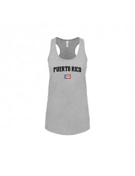 Puerto Rico World Cup Women's Tank top