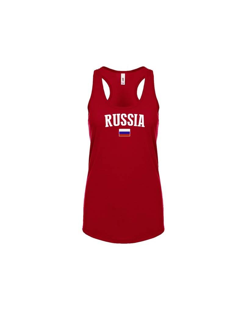 Russia World Cup Women's Tank top