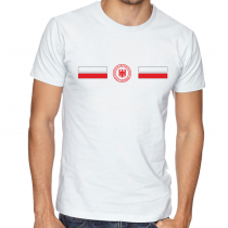 Poland Men's Round Neck T...