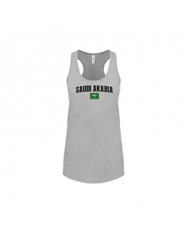 Saudi Arabia World Cup Women's Tank top
