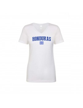 Honduras Cup Women's V Neck T-Shirt