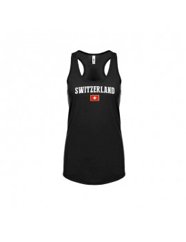 Switzerland World Cup Women's Tank top