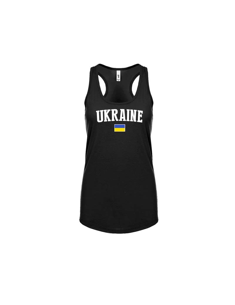 Ukraine World Cup Women's Tank top