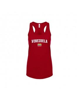Venezuela World Cup Women's Tank top