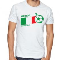 Mexico Men Men's Round Neck...