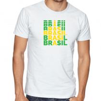 Brasil Men Men's Round Neck...