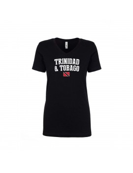 Trinidad & Tobago World Cup Women's V Neck T-Shirt