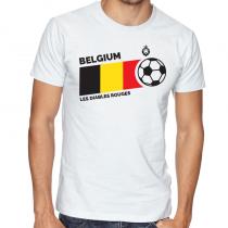 Belgium Men Men's Round...