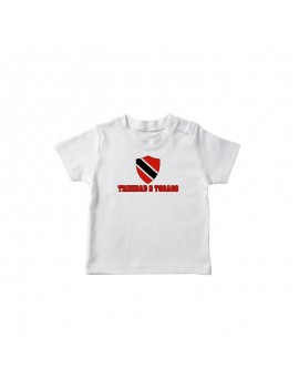 Trinidad & Tobago World Cup Center Shield Kid's T-Shirt