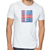 Island Men Men's Round Neck...