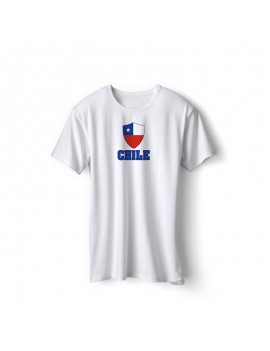 Chile World Cup Center Shield Men's T-Shirt