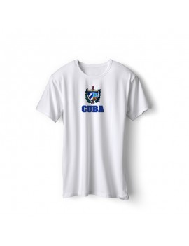 Cuba World Cup Center Shield Men's T-Shirt
