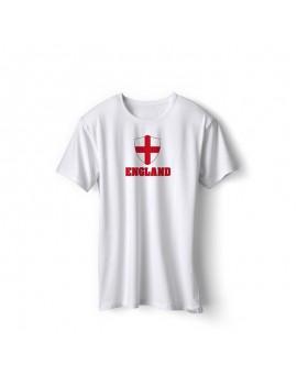 England World Cup Center Shield Men's T-Shirt