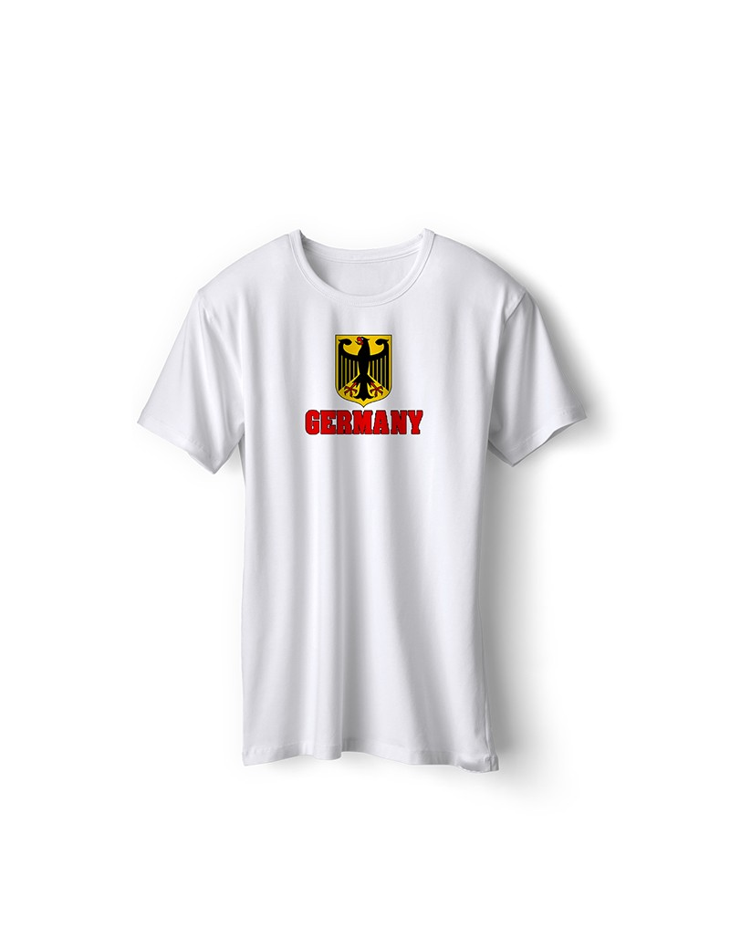 Germany World Cup Center Shield Men's T-Shirt