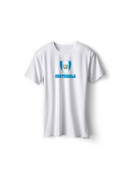 Guatemala World Cup Center Shield Men's T-Shirt