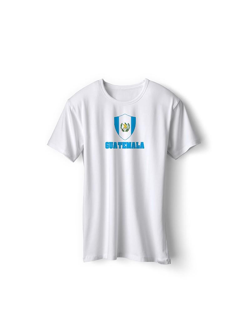 Guatemala World Cup Center Shield Men's T-Shirt