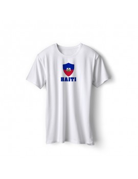Haiti World Cup Center Shield Men's T-Shirt
