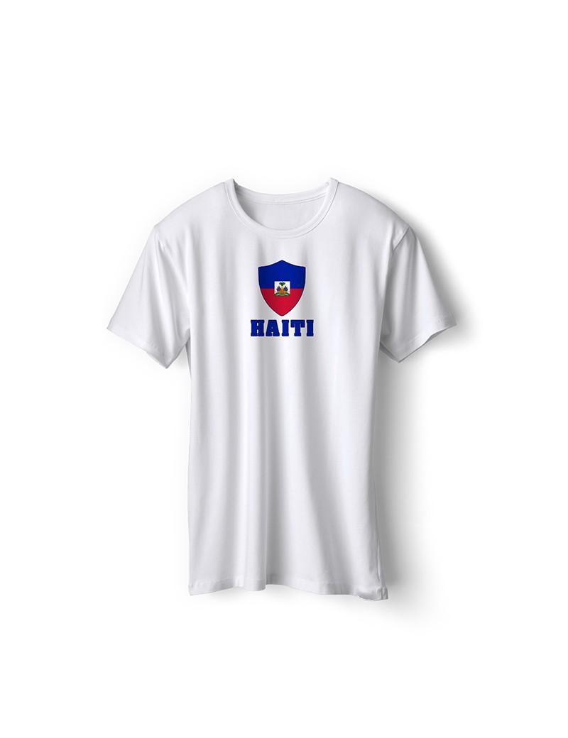 Haiti World Cup Center Shield Men's T-Shirt