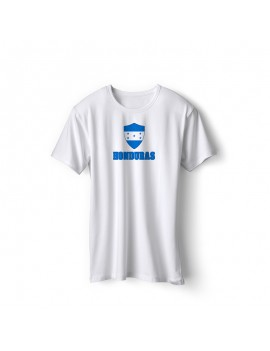 Honduras World Cup Center Shield Men's T-Shirt